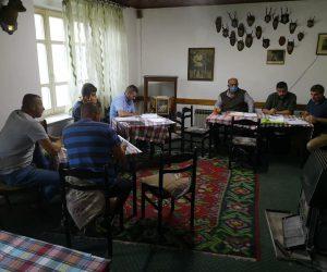 Održana redovna sjednica Upravnog odbora Udruženja